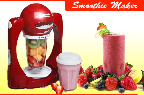 Quick Fast Smoothie Maker