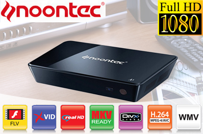 Noontec A3S 1080p Full HD HDMI Media Player