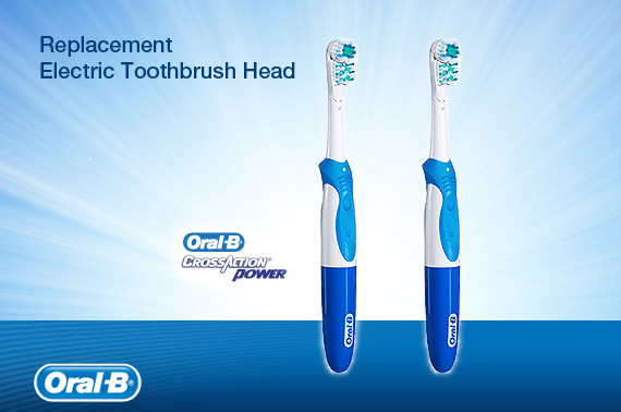 Have quickly Oral b crossaction power battery toothbrush agree, this