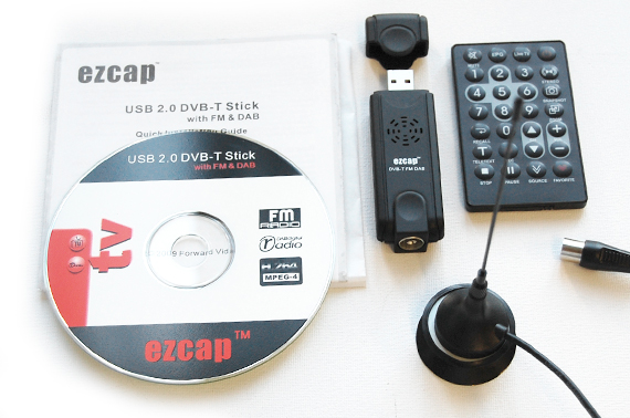 EZCAP USB 2.0 DVB-T STICK WINDOWS XP DRIVER DOWNLOAD