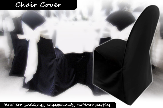 2x Chair Cover