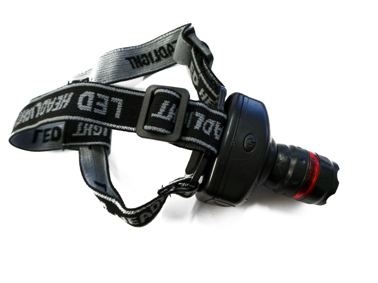 High Intensity Ultra Bright Zoomable LED HeadLamp