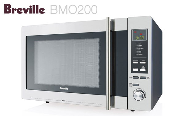Microwave Oven: Breville Microwave Oven