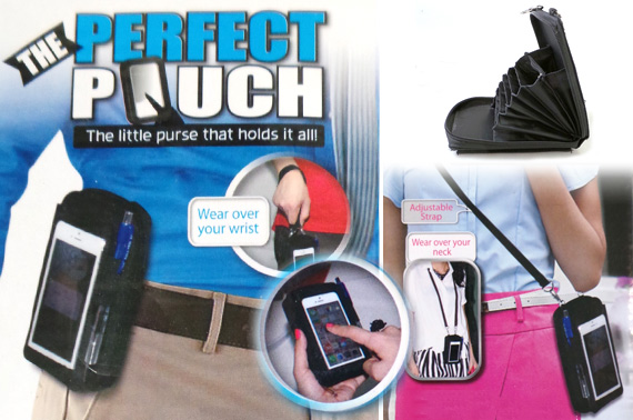 Perfect Touch Purse - The Little Purse That Holds It All!