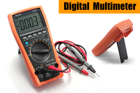 VC97 Digital Auto Range Multimeter