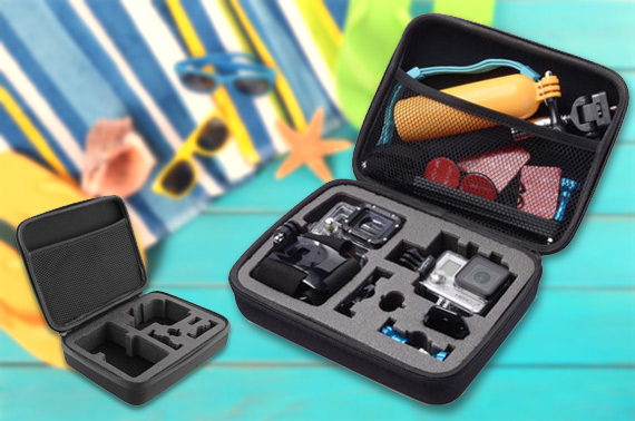 Protective Storage Case for GoPro Camera