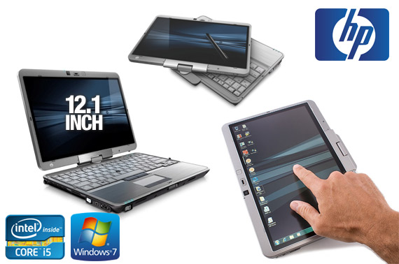 Refurbished HP EliteBook 2740p Tablet PC
