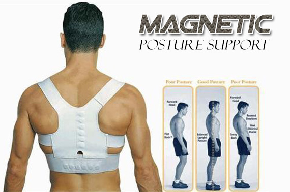 Magnetic Posture Correction Back Support Belt