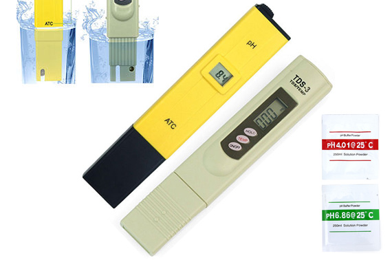 Digital Water Quality Tester (PH Meter + TDS Meter)