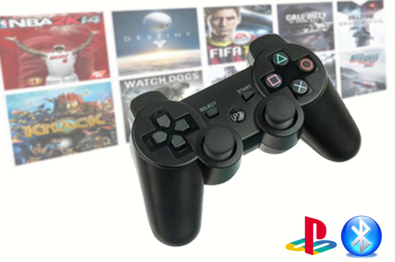 Wireless Bluetooth Controller for Sony PS3