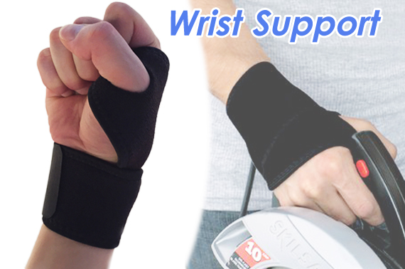 Hand Palm Wrist Protection Support Strap