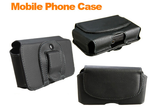 Mobile Phone Waist Pouch Case with Clip