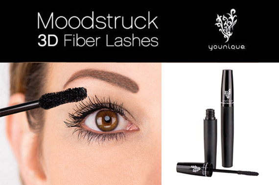 YOUNIQUE Moodstruck 3D Fiber Lash Mascara Set