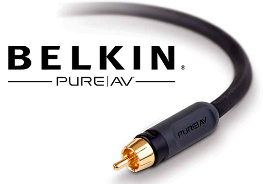 Belkin PureAV Digital Coaxial Audio Cable 0.9m