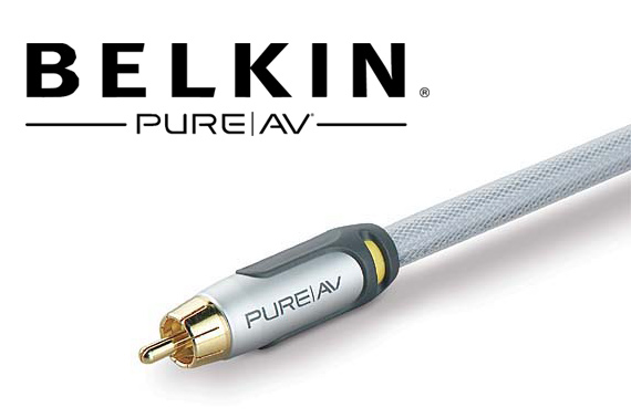 Belkin PureAV Digital Coaxial Audio Cable 1.2m