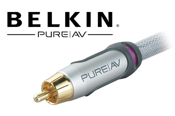 Belkin PureAV Subwoofer Audio Cable 7.5m