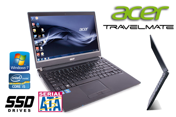 Ex-lease Acer TravelMate 8481 14