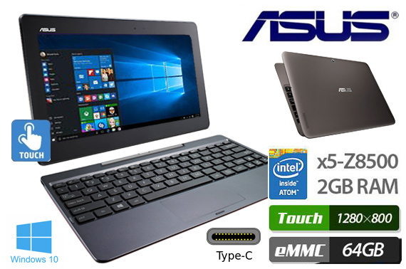 Refurbished ASUS 2in1 10.1