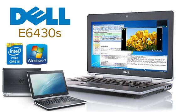 Ex-Lease Dell Latitude E6430S 14
