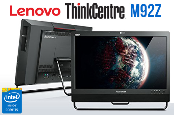 Ex-lease Lenovo ThinkCentre M92z All-In-One PC