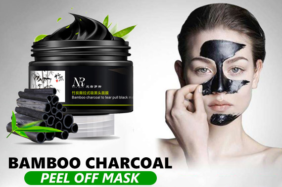 Bamboo Charcoal Peel Off Cleaning Mask