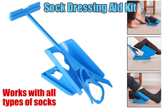 Creative Sock Slider Dressing Aid Kit