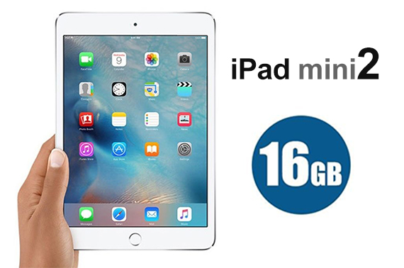 Refurbished Apple iPad Mini 2 Retina A1489 Tablet 16GB WIFI