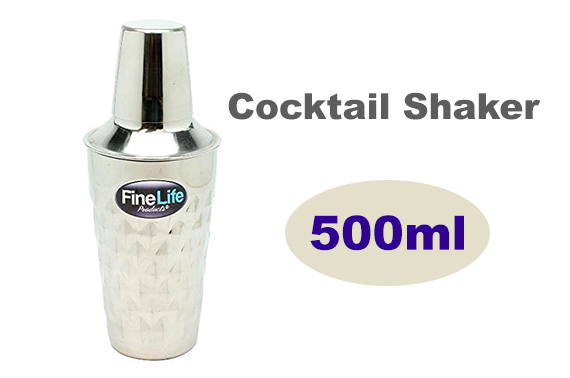 Reg Cocktail Shaker 500ml