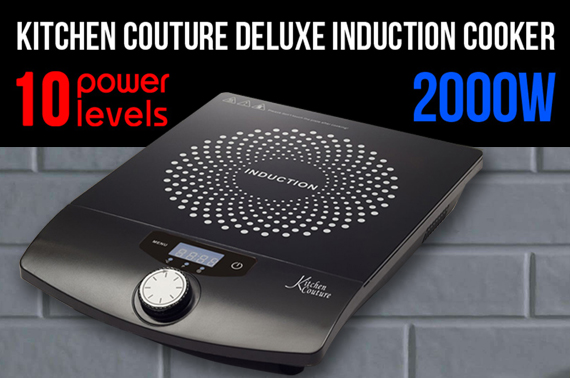 Portable 2000W Electric Induction Cooker