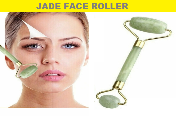 Jade Face Massager Roller Body Eye Neck Hand