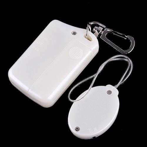 Wireless Security Proximity Alarm With Keychain