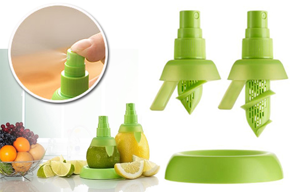 3 Pieces Mini Juice Sprayer