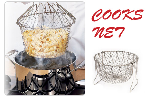 Cooks Net - The Instant and Flexible Essential Kitchen Helper