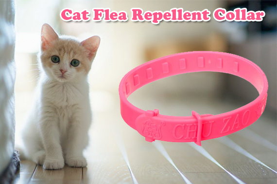 2x Cat Flea Repellent Collar