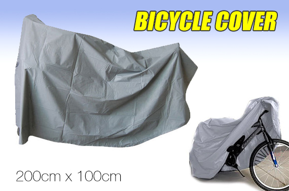 Waterproof Rain & Dust Cover for Bicycle/Scooter