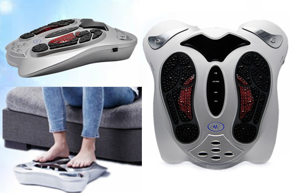 New Electromagnetic Wave Pulse Foot Massager