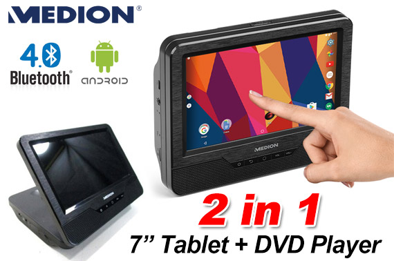 Refurbished Medion 2-in-1 7