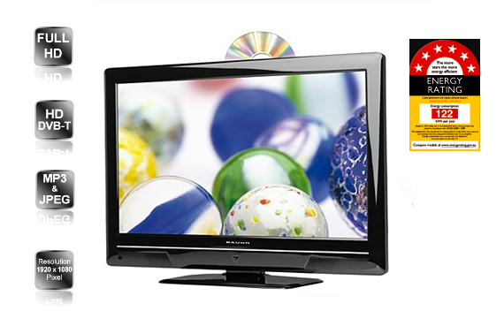 how to set up bauhn tv