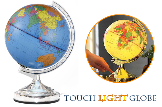 Touch Light Globe 20cm