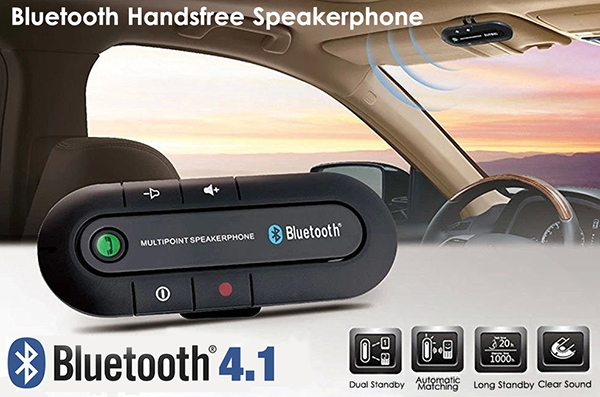 Bluetooth Universal Handsfree Speakerphone