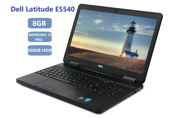 Refurbished Dell e5540 i5 4300 1.9GHz 8GB 500GB 15.6
