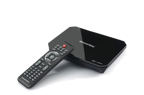 Noontec A6S Full HD Media Player MovieDock