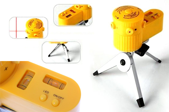 Multifunctional Laser Level with Tripod