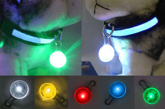 FREE Ozstock Day: Pet LED Safety Collar Light