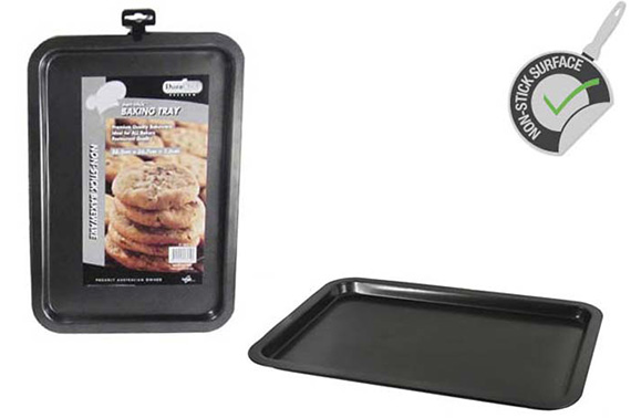 1pce Baking Tray-38x26.7x1.6cm-NonStick