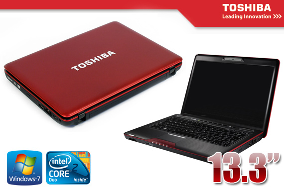 Refurbished Toshiba Satellite Pro U500 13.3