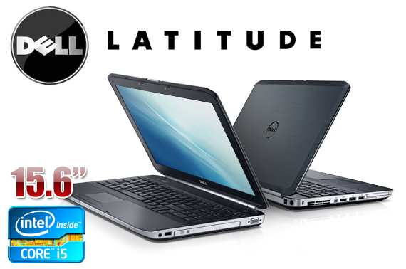 Refurbished Dell Latitude E5520 Laptop
