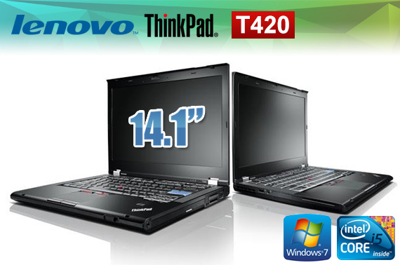 Ex-Lease Lenovo ThinkPad T420 Laptop