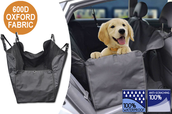 Waterproof Pet Car Seat Cover/Protector Mat