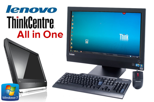 Limited Stock: Ex-lease Lenovo ThinkCentre M90z 23